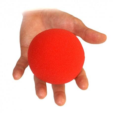 "Bolas esponja de 9 cm. / 3,5"" (big sponge balls)"