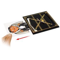 Carta escapista (card escape)