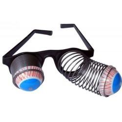 Gafas con muelle (shock glasses)
