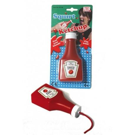 Salpicadura de kétchup (squirt ketchup)