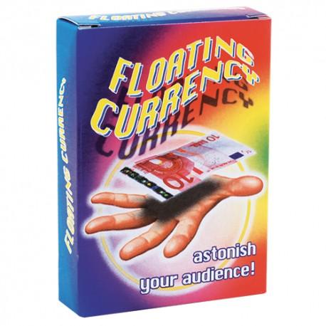 Billete flotante (floating bill)