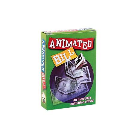 Billete animado (animated bill)