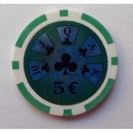 Fichas de poker (poker chips)