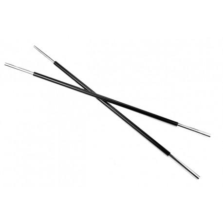 Aparición de varita negra (appearing wand)