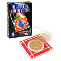 Caja de cristal para monedas (crystal coin case)