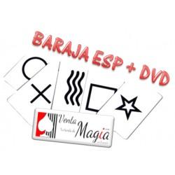 Baraja ESP + DVD (ESP deck)