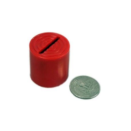 Moneda diablo (devil's coin bank)