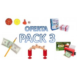 OFERTA - PACK 3