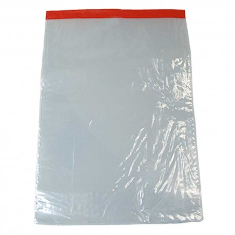 Bolsa de forzaje transparente (clear force bag)
