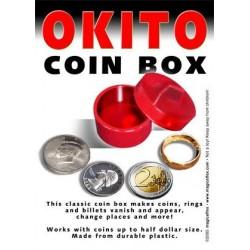 Caja Okito (okito box)