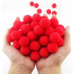 """Bolas esponja de 2,5 cm. / 1"""" (sponge balls)"""