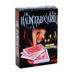 La carta fantasma (the haunted card)