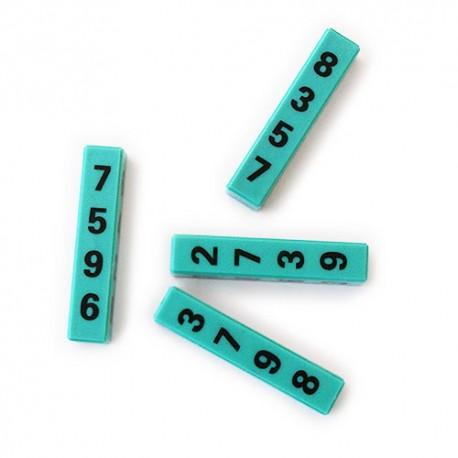 Matemáticas rápidas (quick calculation blocks)