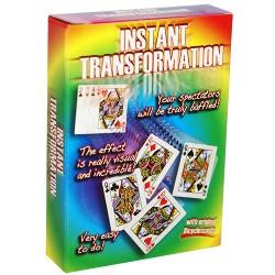 Transformación instantánea (Instant trasformation)