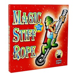 Cuerda de Fakir (magic stiff rope)