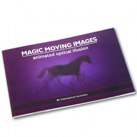 Libro mágico con imágenes en movimiento (magic moving images)