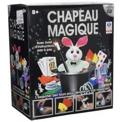 Caja de magia sombrero mágico