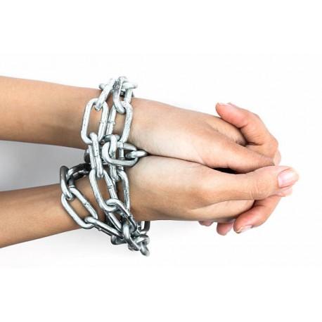 Cadenas de Houdini (Houdini's chains)