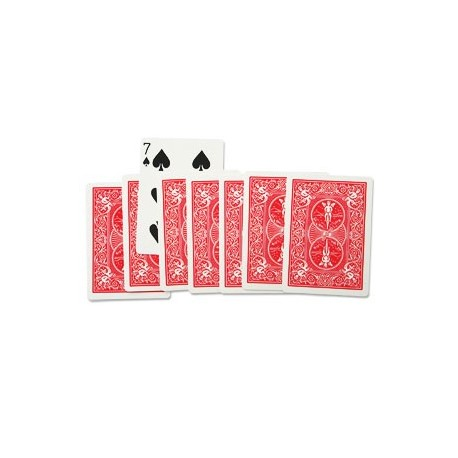 8 Cartas milagrosas (eight card miracle)