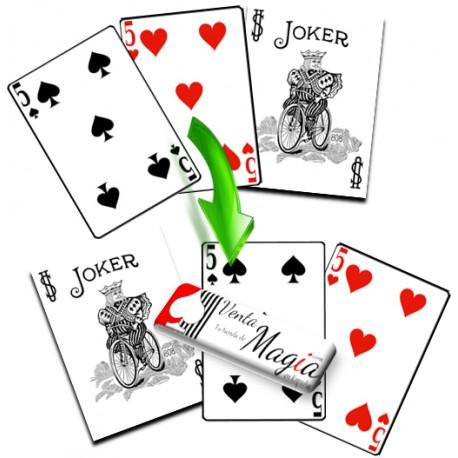 Intercambio de cartas