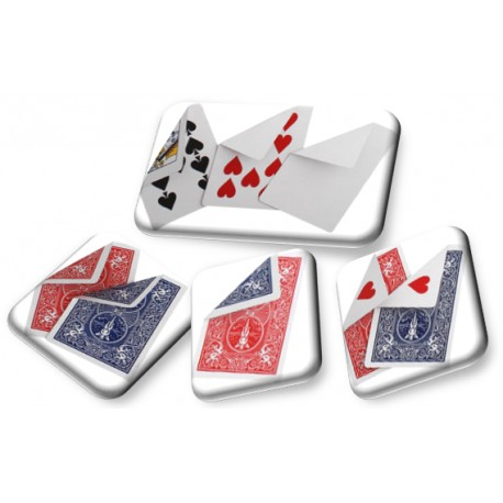 Juegos de Cartas - Con cartas gimmick