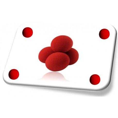 Juegos de Magia con Bolas Esponja