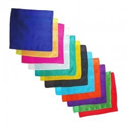 Pañuelos de seda 20 x 20 (silks)
