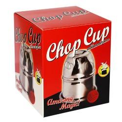 Cubilete Chop Cup de aluminio (Chop Cup aluminum)