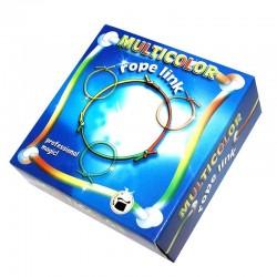 Cuerdas multicolor (multicolor rope link)
