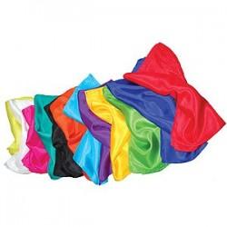 Pañuelos de seda 60 x 60 (silks)
