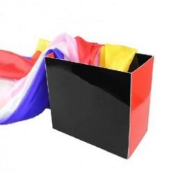 Caja producción de pañuelos y flores (silk fountain box 2)