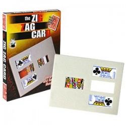 Carta Zig Zag (Zig Zag Card)