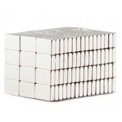 Imán de Neodimio bloque 6 x 4 x 1,5 mm.