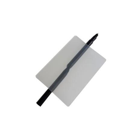 Tarjeta lente (lens card)