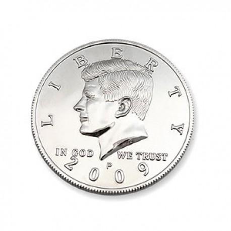 Moneda jumbo medio dólar (jumbo half dollar)