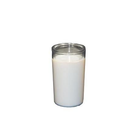 Vaso de leche ultra (milk glass ultra)