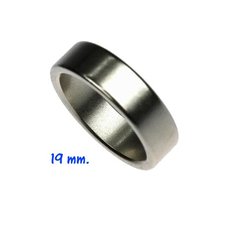 Anillo PK plano - color plata (PK ring plane)