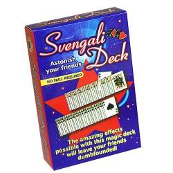 Baraja svengali + DVD (svengali deck)