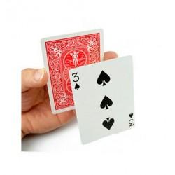 Carta flotante (floating card)