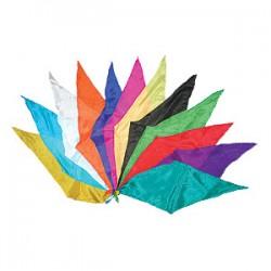 Pañuelos de seda rombo 60 cm. (diamond silks)