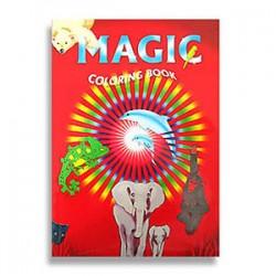 Libro mágico para colorear (magic coloring book)