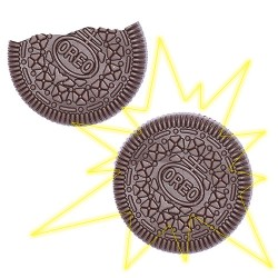 Galleta Oreo (magic cookie)