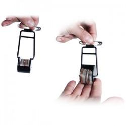 Cargador para monedas de metal (coin dumper)